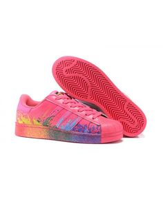 cd8b5727e4 Adidas Superstar Pride Pack Hyper Pink Shoes Design standards are very  high