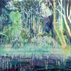 """Saatchi Art Artist Jean-Philippe Brunaud; Painting, """"Témoin 02"""" #art"""