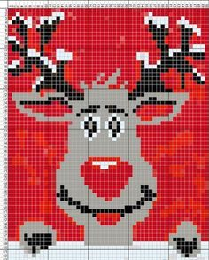 Brilliant Cross Stitch Embroidery Tips Ideas. Mesmerizing Cross Stitch Embroidery Tips Ideas. Knitting Charts, Knitting Stitches, Knitting Patterns, Christmas Crochet Blanket, Christmas Knitting, Crochet Cross, Crochet Chart, C2c Crochet, Cross Stitch Designs