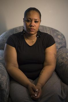 Maleatra Montanez says she called police to report her missing daughter, only to get raped by a cop.