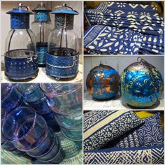 In comes Indigo... Set the mood in your home with recycled lanterns, Indian textiles, Moroccan tea glasses, and more!   www.nomadcambridge.com