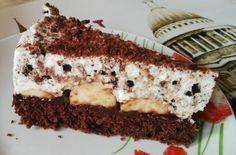 Jednoduchý a hlavně rychle připravený dortík s banány, mascarpone, Oreo sušenkami. Autor: cleopatra