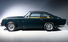 Aston Martin DB5 Vantage. You can download this image in resolution 2048x1536…