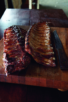 Coca-Cola–Glazed Baby Back Ribs