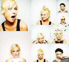 Amy Poehler is AMAZING. I love these photos!