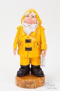 Fisherman in Yellow #6687