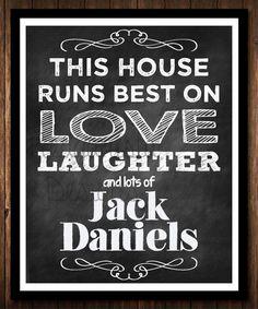 jack daniels print - Google Search