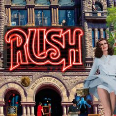 It is now fifty years since Alex Lifeson and Geddy Lee first met. What developed from their friendship was one of the greatest rock bands of all time – Rush. Rock Roll, Rock And Roll Bands, Great Bands, Cool Bands, Rush Albums, Rush Music, Rush Concert, A Farewell To Kings, Classic Rock Albums