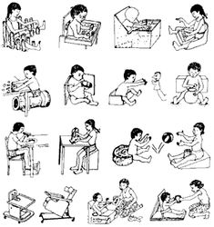 tables for posture support for low tone children - Google Search