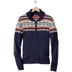 Men's Up North Zip Cardigan from Hanna Andersson (5.560 RUB) ❤ liked on Polyvore featuring men's fashion, men's clothing, men's sweaters, mens fair isle sweater, mens fair isle cardigan sweater, mens sweaters, mens full zip sweater and mens zip cardigan sweater