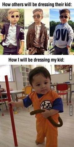 How I will dress my kid