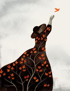 Earth and Soul - Oliver Flores | Illustration