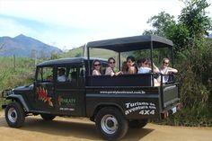 Jeep Tour em Paraty. Passeios personalizados e exclusivos em Paraty