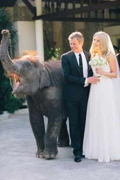 Keryn and Bryce's wedding - Take Us To Thailand