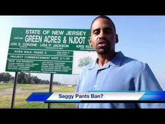 Saggy Pants Ban