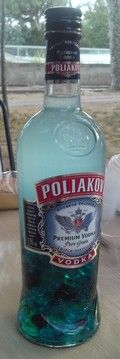 Vodka-Miam.fr - Recette de la vodka Schtroumpfs