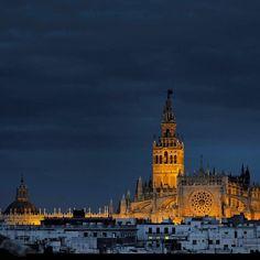 #Sevilla, espectacular. #DisfrutaSevilla.