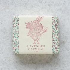 Saipua Lavender Oatmeal Soap
