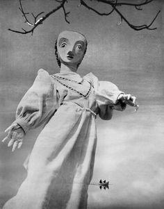 Herbert List  The Fairy, 1935 / mysterious
