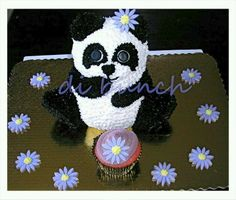 """PANDA"" ""CAKE"" | Panda Cake"