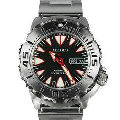 Chronograph-Divers.com - SRP313K2 Seiko Monster Divers Sports Watch, $177.00 (http://www.chronograph-divers.com/srp313k2-seiko-monster-divers-sports-watch/)