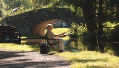 Fishing - here on the Monmouthshire & Brecon Canal  www.canalrivertrust.org.uk  You can also fish on the River Usk