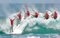 I do love me some Kelly Slater. #1 athlete, 11 world titles & and easy on the eyes