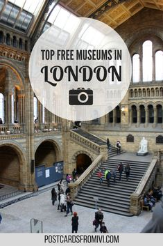 London has a huge number of museums, and the majority are free. Here are some of the best free London museums to include in your next visit. #London #UK #freemuseums