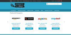 Coupon Machine: Coupon website raising rapidly