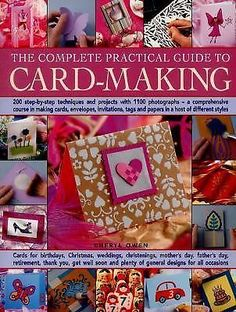 The Complete Practical Guide to Card-Making : 200 Step-By-Step Techniques and... #ATTENTION #ButtonDownShirt