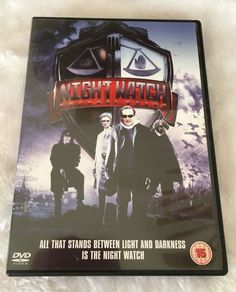 Only 99p - Bargain DVDs!! Night Watch DVD (2004) - Fast Free Delivery