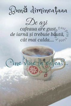 Good Morning, Tea, Chocolate, Mugs, Coffee, Tableware, Messages, Christmas, Buen Dia