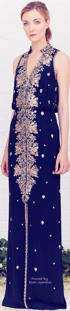 Resort 2016 JENNY PACKHAM ♕♚εїз | BLAIR SPARKLES |