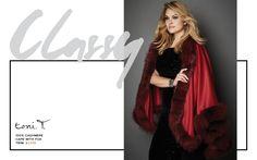 Toni Plus Fall 2016 Lookbook - toni T. Cashmere Cape, Fashion Stylist, Fall 2016, Plus Size Fashion, Duster Coat, Autumn Fashion, Stylists, Cute, How To Wear