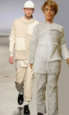 Fashion Doll Stylist: New Boyz on the Block