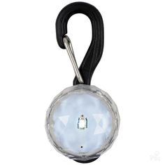 Nite-Ize PetLit LED Collar Light, White LED, Jewel Crystal - >> Can't believe it's available, see it now : Collars for dogs Collar And Leash, Cat Collars, Flat Dog Bed, Light Clips, Cat Harness, Pet Boutique, Crystal Decor, White Lead, Dog Supplies
