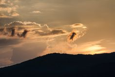 Of Mice and Men - What do you see? #photo #skyscape