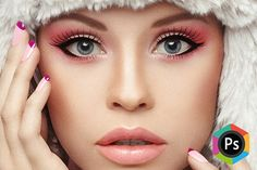 Check out Beauty Retouching Kit by Photoshop-Store.com on Creative Market