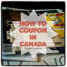Use these Canadian coupon matchups to maximize the amount of money you save each week on your grocery bill! Match your coupons to the deals found in each of the featured stores to save even more money Ways To Save Money, Money Tips, Money Saving Tips, Money Savers, Herzogin Von Cambridge, Extreme Couponing, Savings Plan, Printable Coupons, Saving Ideas