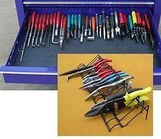 Plyworx Tool Box Drawer Plier Rack PLR30 Organizer