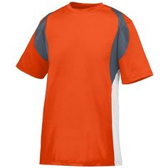 Style 1516 Youth Quasar Jersey (X-SMALL, ORANGE GRAPHITE WHITE) ** You can find more details by visiting the image link. (This is an affiliate link) #Shirts