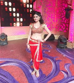 Performing for a Ganpati special episode on Zee TV, airing soon.. #danceislife #festive #traditional #ganapatibappamorya