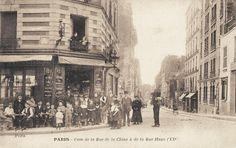 Le Paris d'autrefois vu par Patrick: PARIS 20ème ARRONDISSEMENT, AVANT APRES (1ère Partie)