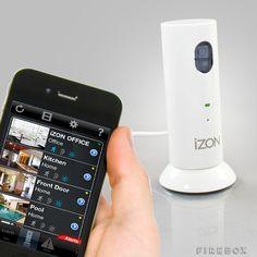 iZone - Video-Cámara WiFi.  Desde $83 al mes en Decompras.com