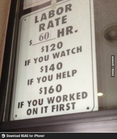 Local auto repair..now you know
