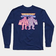 Mutants Be Shoppin' Long Sleeve T-Shirt