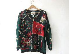 STOREWIDE SALE... ugly christmas sweater / tacky christmas sweater / holiday sweater