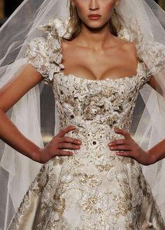 baroque Wedding Dresses | Dress > Designer Wedding Dress #789659 - Weddbook