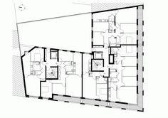 Social Housing Units in Saint-Denis / Atelier du Pont