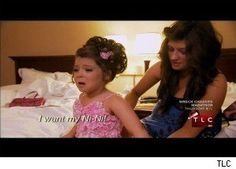 Mackenzie on Toddlers and Tiaras